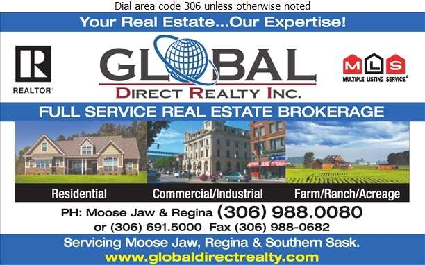 Global Direct Realty Inc - Real Estate Digital Ad
