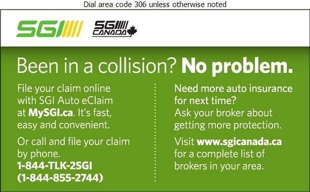 SGI Claims (105 4th Ave NW) - Insurance Digital Ad