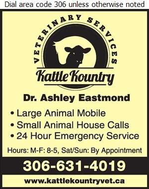 Kattle Kountry Veterinary Services - Veterinarians Digital Ad