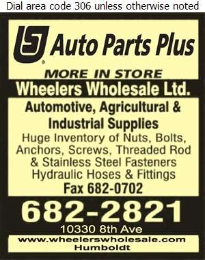 Wheelers Wholesale Ltd - Auto Parts & Supplies Retail Digital Ad