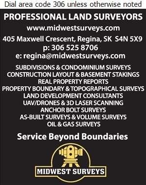 Midwest Surveys Inc - Surveyors Digital Ad