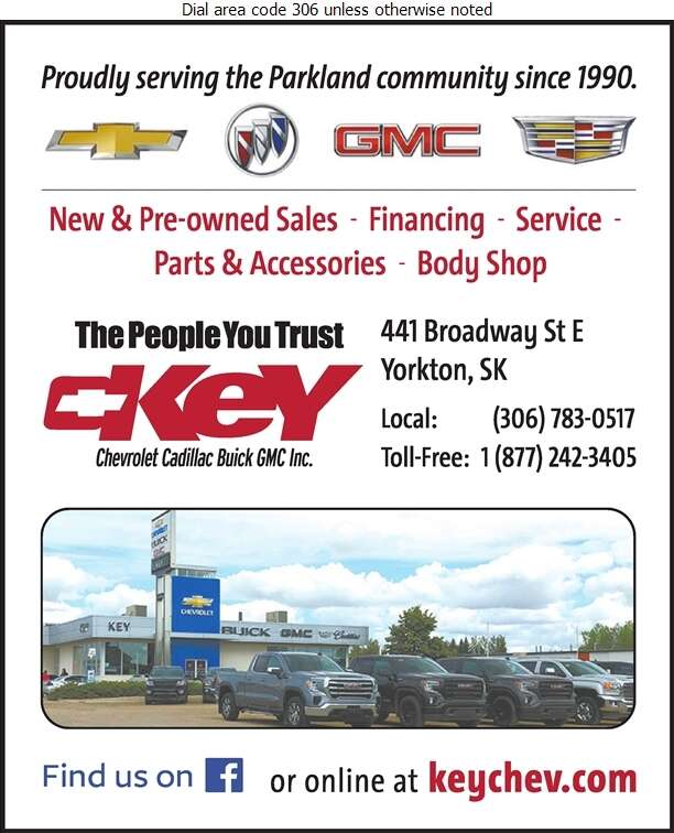 Key Chevrolet Cadillac Buick GMC Inc - Auto Dealers New Cars Digital Ad