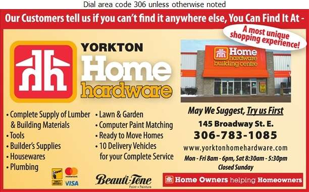 Home Hardware Building Centre - Lumber Retail Digital Ad