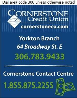 Cornerstone Credit Union (Bjorkdale Branch) - Credit Unions Digital Ad