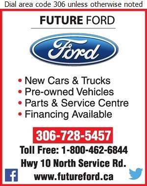 Future Ford - Auto Dealers New Cars Digital Ad