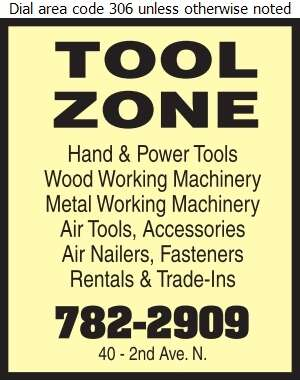 Tool Zone - Tools Digital Ad