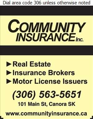 Community Insurance Inc - Insurance Digital Ad