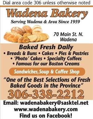 Wadena Bakery (1987) Ltd - Bakers Digital Ad