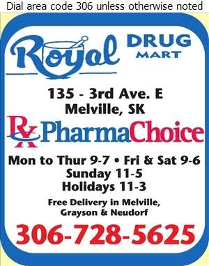 Royal Drug Mart - Pharmacies Digital Ad