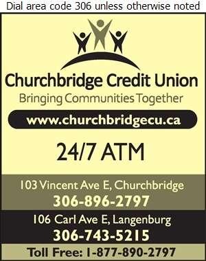 Churchbridge Credit Union - Credit Unions Digital Ad
