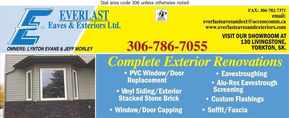 Everlast Eaves & Exteriors Ltd - Windows Digital Ad