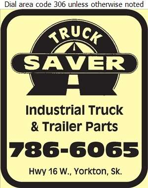 Truck Saver - Truck Equipment & Parts Digital Ad