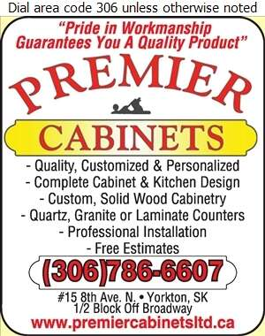 Premier Cabinets - Cabinet Makers Digital Ad
