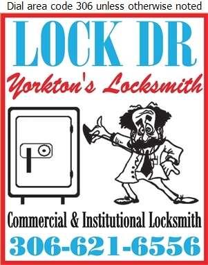 Lock Dr The - Locksmiths Digital Ad