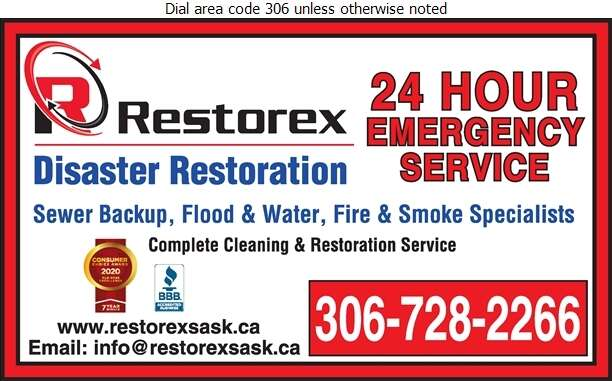 Restorex Disaster Restoration - Carpet & Rug Cleaners Digital Ad