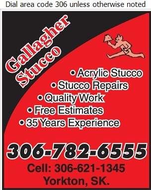 Darrock Stucco - Stucco Contractors Digital Ad
