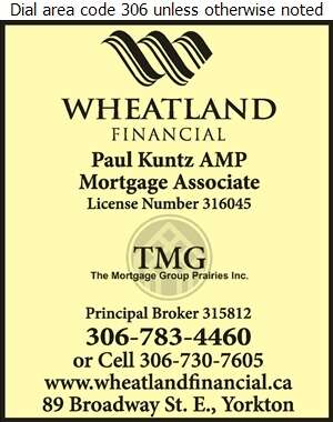 Wheatland Financial Services Ltd - Mortgage Brokers Digital Ad