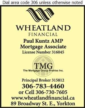 Wheatland Financial Services Ltd - Mortgage Brokers Digital Ad