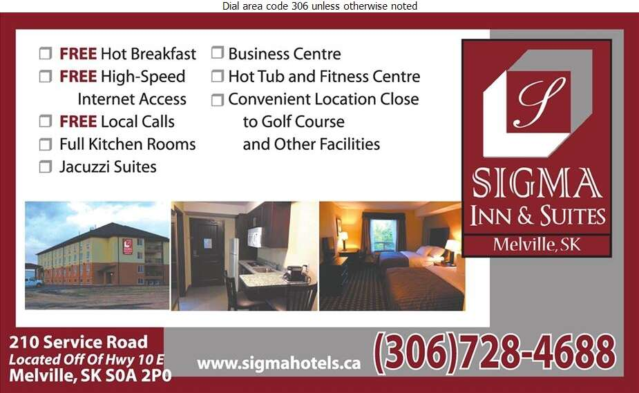 Sigma Inn & Suites - Hotels Digital Ad