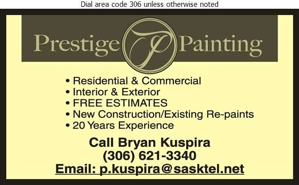 Prestige Painting - Painting Contractors Digital Ad