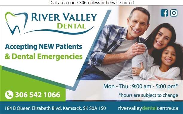 River Valley Dental Centre - Dentists Digital Ad