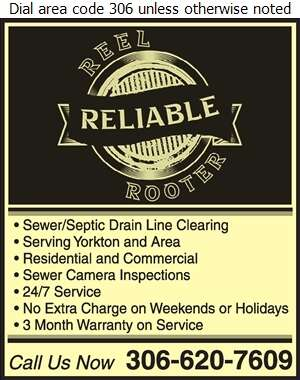 Reel Reliable Rooter - Sewer Contractors Digital Ad
