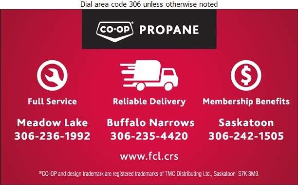 Co-op Propane - Propane Gas Digital Ad
