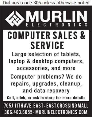 Murlin Electronics - Computers - Repairs & Maintenance Digital Ad