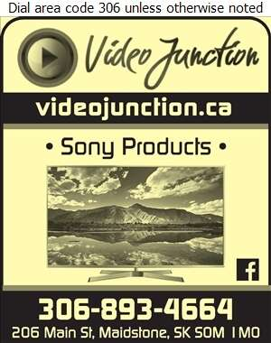 Video Junction - Television Sales & Service Digital Ad