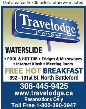 Travelodge North Battleford - Hotels Digital Ad