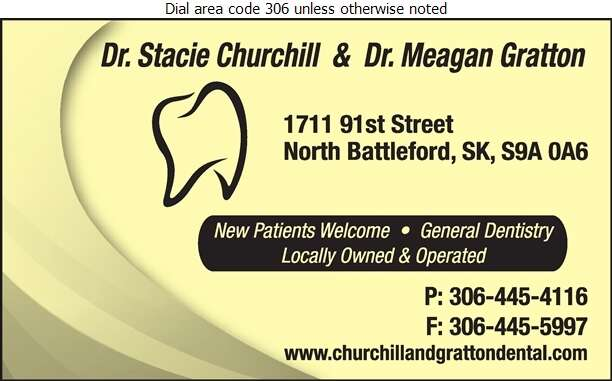 Gratton Meagan Dr - Dentists Digital Ad