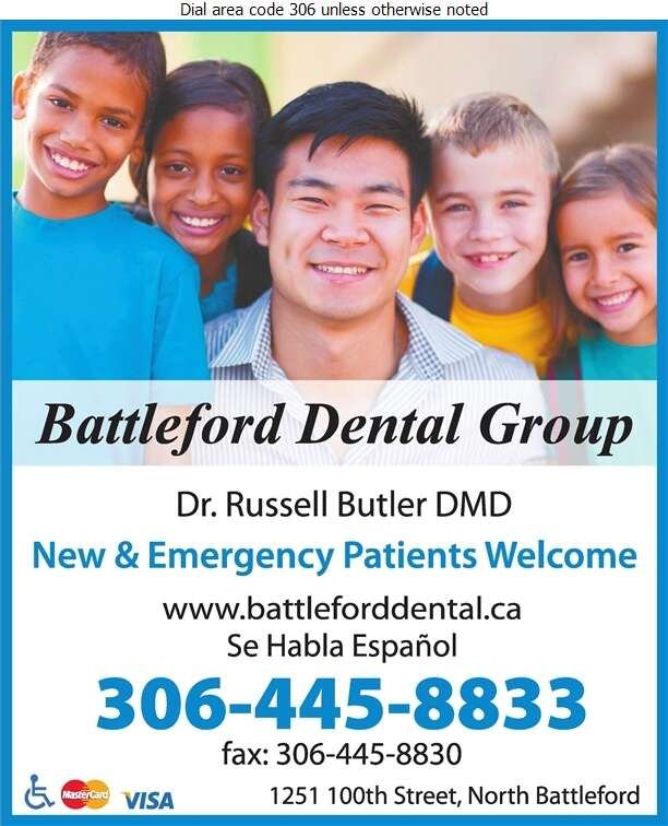 Battlefords Dental - Dentists Digital Ad
