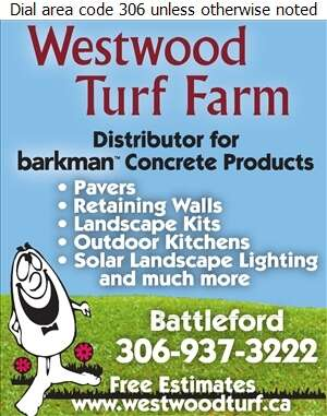 Westwood Turf Farm - Paving Stones Digital Ad