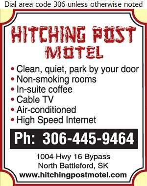 Hitching Post Motel - Hotels Digital Ad