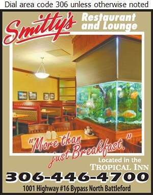 Smitty's - Restaurants Digital Ad