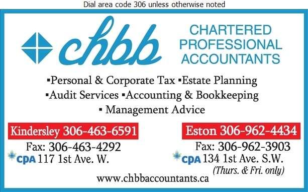 Close Hauta Bertoia Blanchette (Eston) - Accountants Chartered Professional Digital Ad