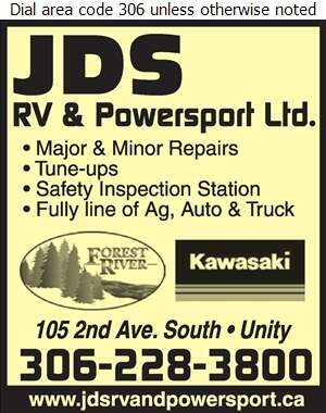 Unity Truck & Auto Service - Truck Repairing & Service Digital Ad