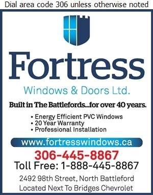 Fortress Windows & Doors - Windows Digital Ad