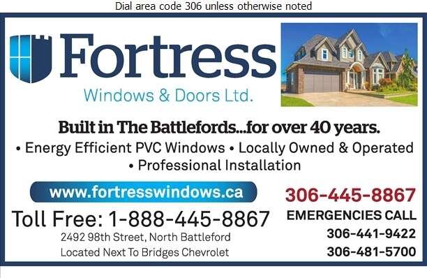 Fortress Windows & Doors - Windows Digital Ad