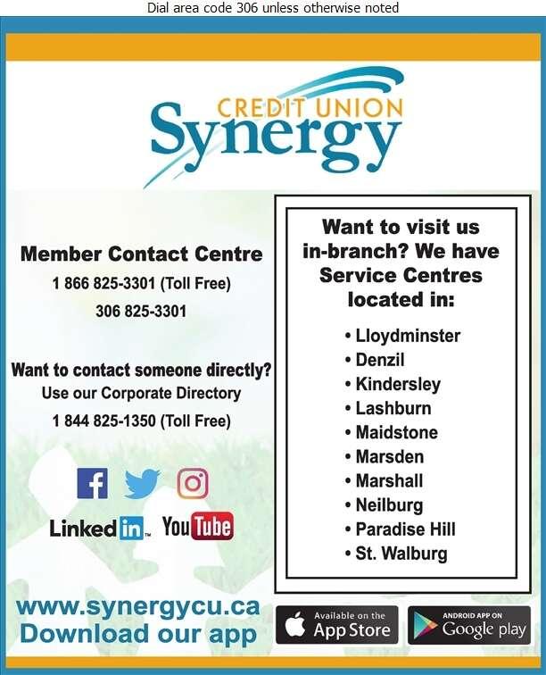 Synergy Credit Union Ltd - Credit Unions Digital Ad
