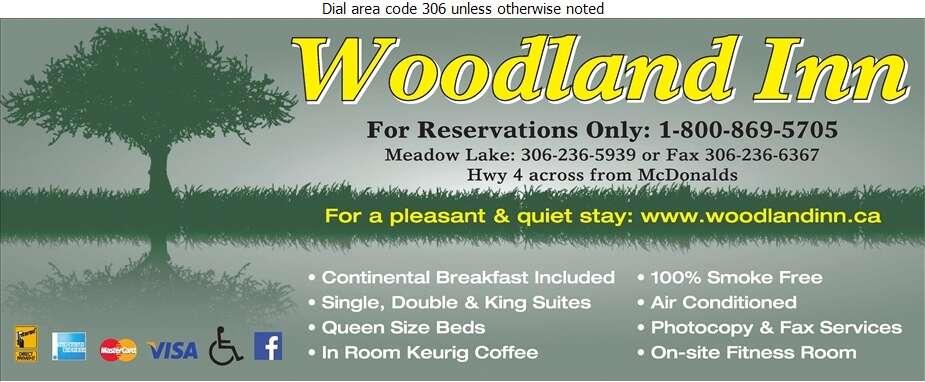 Woodland Inn - Motels Digital Ad
