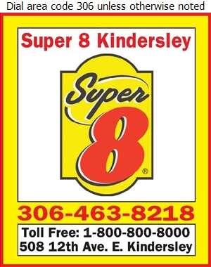 Super 8 Kindersley - Hotels Digital Ad