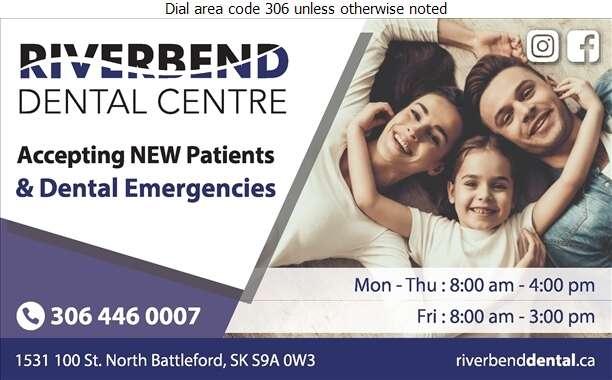 Riverbend Dental Centre - Dentists Digital Ad