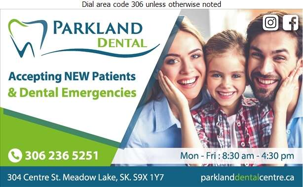 Parkland Dental Centre - Dentists Digital Ad