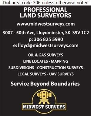 Midwest Surveys - Surveyors Digital Ad