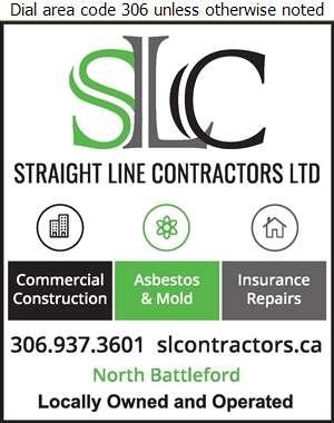 Straight Line Contractors Ltd - Asbestos Removal Supplies & Services Digital Ad