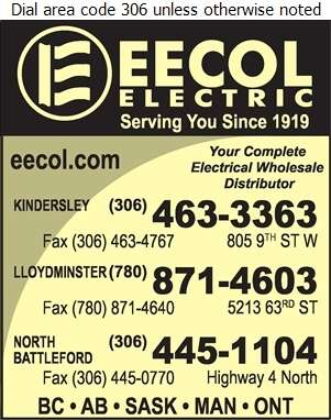 Eecol Electric - Electric Equipment & Supplies Whol Digital Ad