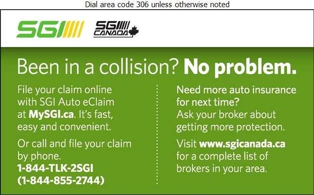 SGI Canada - Insurance Digital Ad