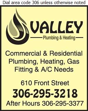 Valley Plumbing & Heating - Plumbing Contractors Digital Ad