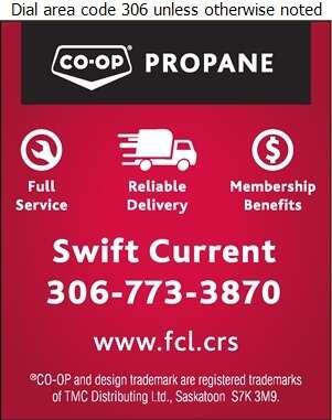 Co-op Propane - Propane Gas Digital Ad
